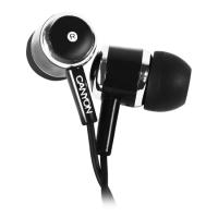 Слушалки Canyon Stereo earphones with mic CNE-CEPM01B