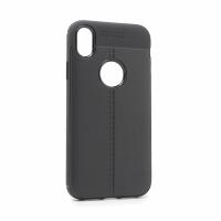 Гръб Elegant men Exclusive Iphone XR - черен