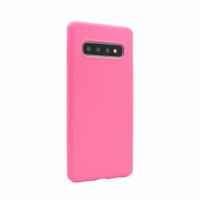 Гръб Summer vibe Samsung S10 - тъмно розов