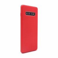 Гръб Buzzer net Samsung S10 plus - червен
