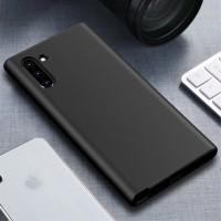 Гръб Samsung Galaxy Note 10 plus ipaky sky series - черен