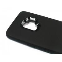 Гръб Samsung Galaxy S9 ipaky travel series suitcase - черен