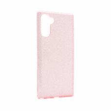 Гръб Crystal Dust Samsung Galaxy Note 10 - розов
