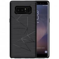 Гръб Samsung Galaxy Note 8 ipaky moosy series - черен