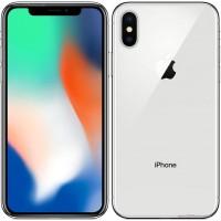 Apple Iphone X 64GB бял