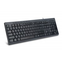 Клавиатура DELUX DLK-6300U USB кирилизирана