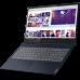 "Lenovo IdeaPad UltraSlim S340 15.6"" FullHD Antiglare Ryzen 3 3200U up to 3.5GHz, Radeon RX Vega 3, 8GB DDR4, 256GB m.2 PCIe SSD, Backlit KBD, TPM 2.0, USB-C, HDMI, 720p cam with shutter, Abyss Blue"